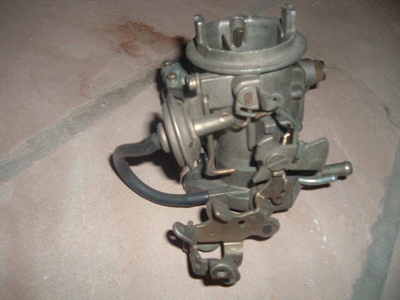 1966 67 68 69 70 Dodge Plymouth Dart Valiant rebuilt 1 barrel Carburetor  holey 4712