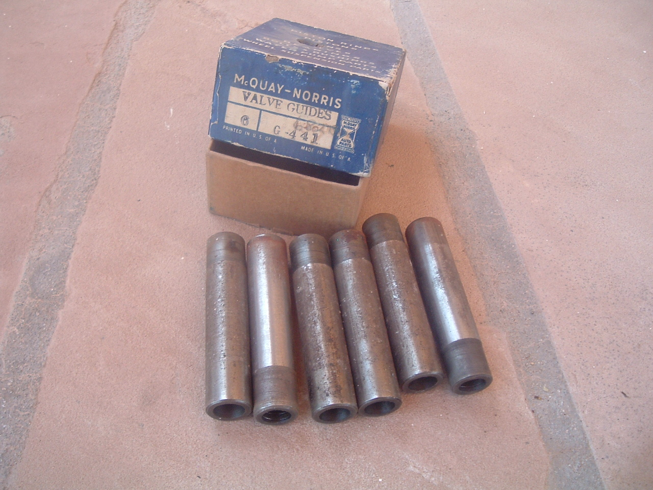 Search Results 1953 Dodge Truck Fuel Filter 1946 47 48 49 50 51 52 53 Valve Guides 6ct G 441