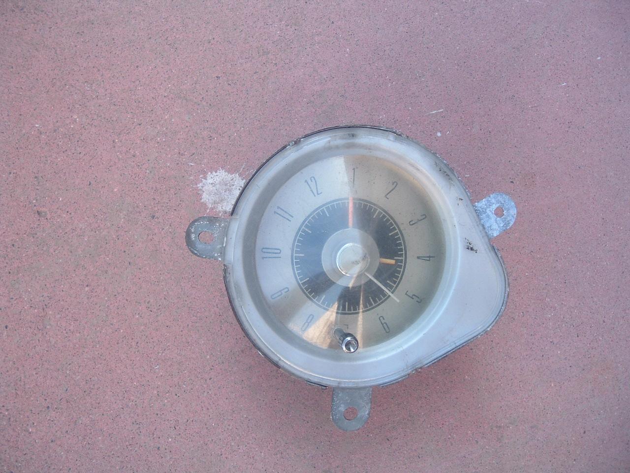 1968 69 ford fairlane torino dash clock original ford (z 68-9torino clock)