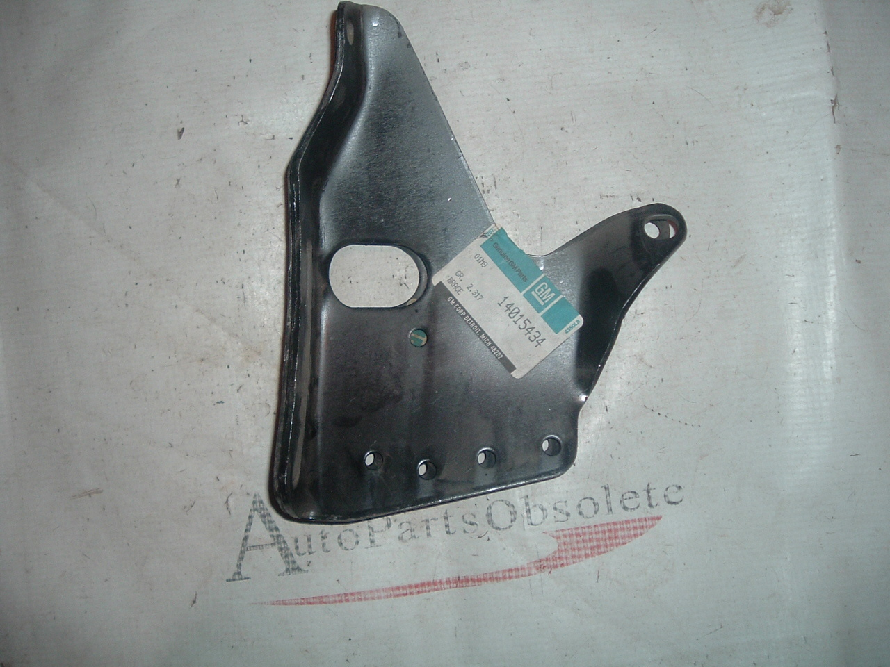 1969 70 71 72 72 73 74 75 camaro chevelle nova alternator bracket nos gm # 14015434 (z 15015434)