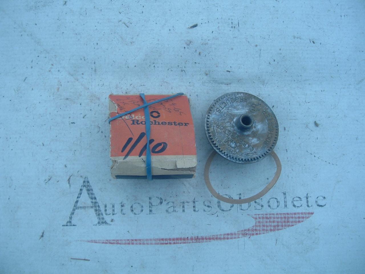 1959 60 61 62 63 64 65 chevrolet rochester carburetor choke cover nos gm # 7013588 (z 7013588)