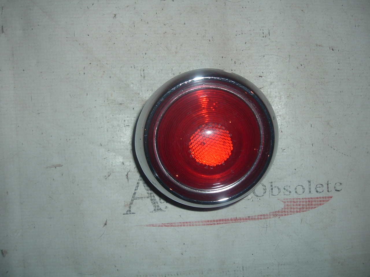 View Product1948 pontiac taillight assembly nos gm left hand (z 48pontiaclight)