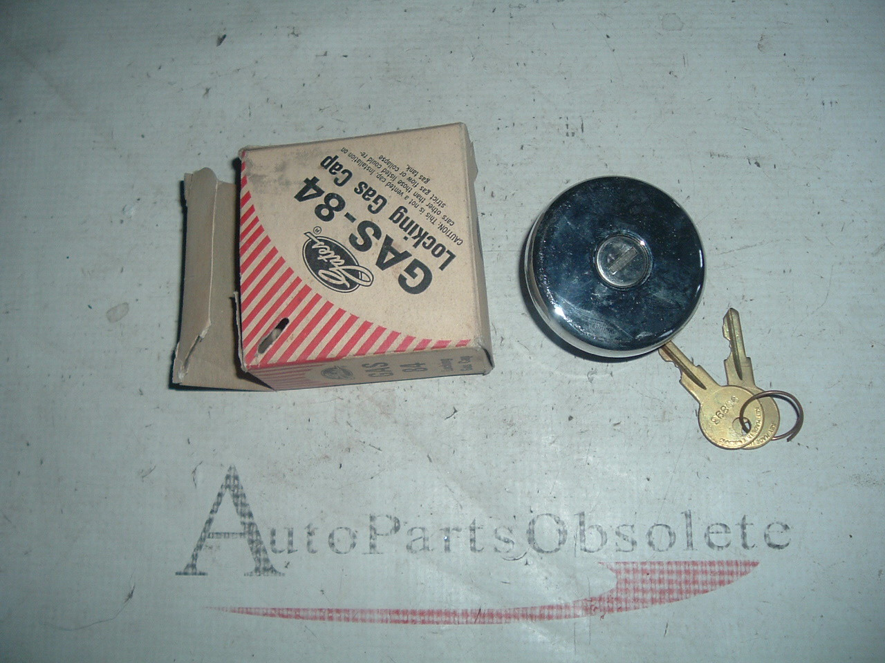 View Product1968 69 70 RAMBLER AMERICAN & SCRAMBLER hornet LOCK GAS CAP GAS-84 (Z gas84)
