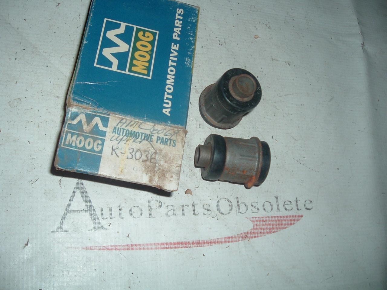 1964 65 66 67 68 69 rambler upper control arm busgings 1pr 3149622 K-3036 (z k-3036)