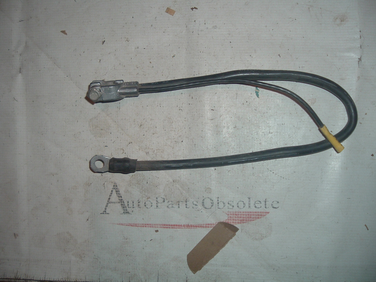 1964 65 66 67 68 69 70 71 72 cadillac buick battery cable nos gm 8907369 (z 2a-22)
