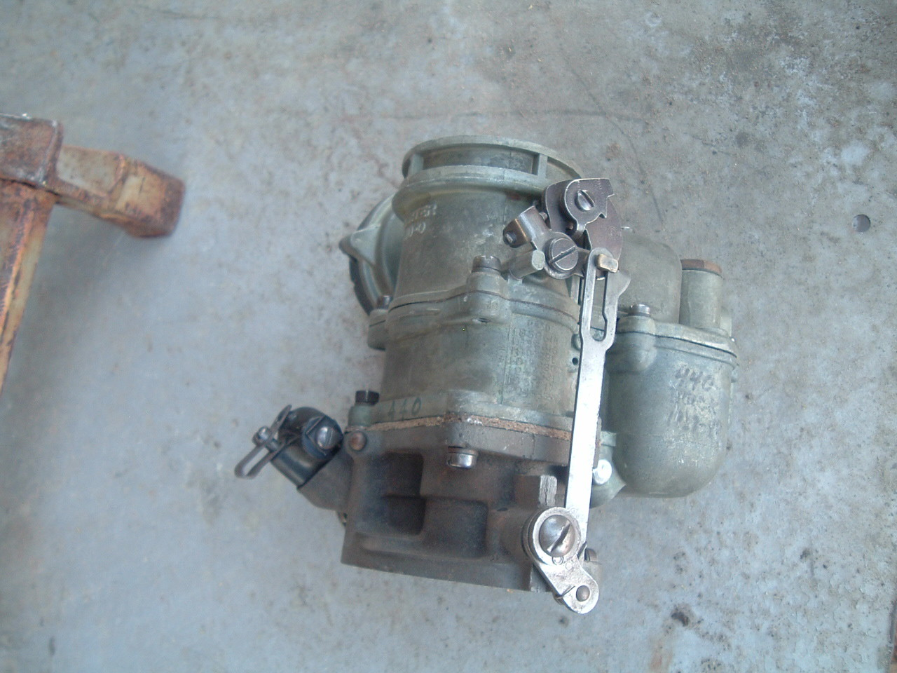 1939 40 buick carter carburetor # 440-S (z 440s)