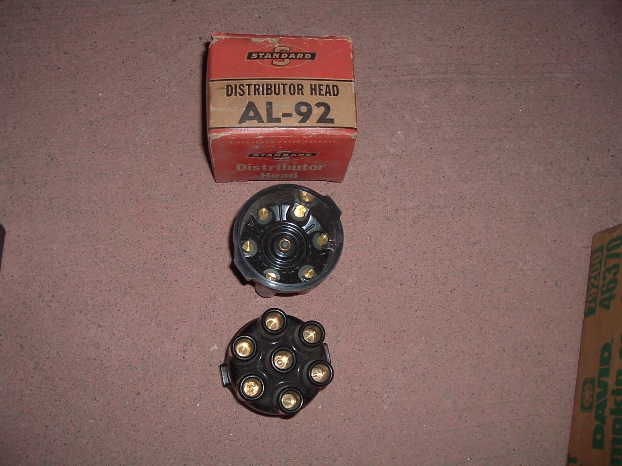 View Product1935 37 39 41 43 46 47 hudson nash studebaker distributor cap (z al92)