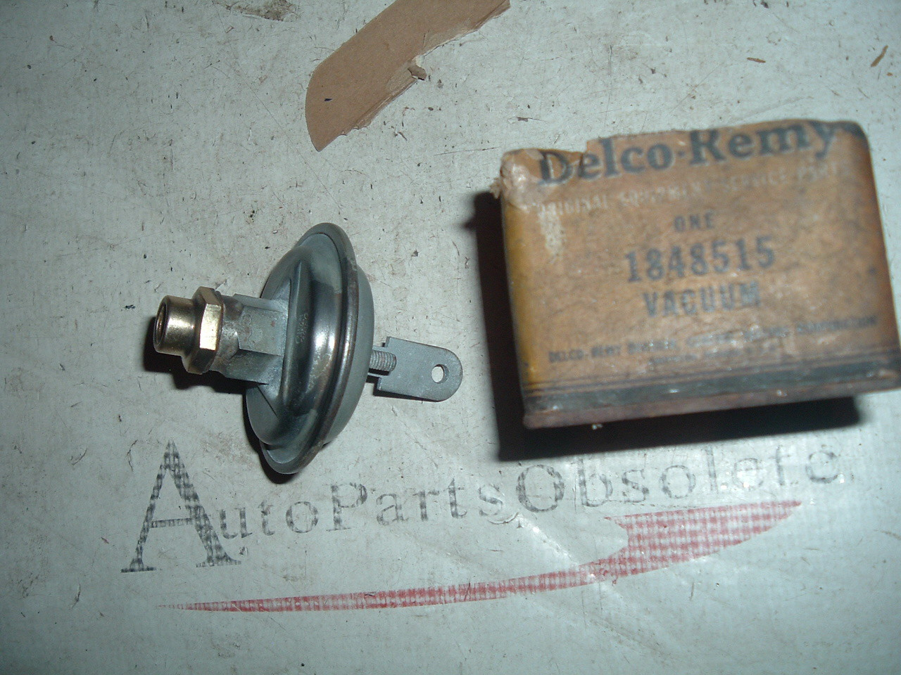 1933 34 35 36 37 chevrolet vacuum advance nos gm # 1848515 (z 1848515)