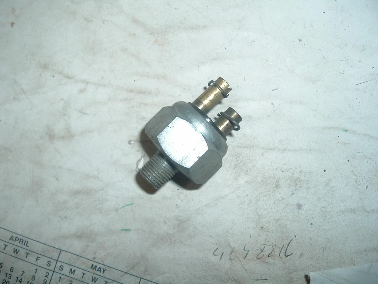 1953-54 NOS STOP LIGHT SWITCH  DODGE PLYMOUTH DESOTO CHRYSLER MOPAR