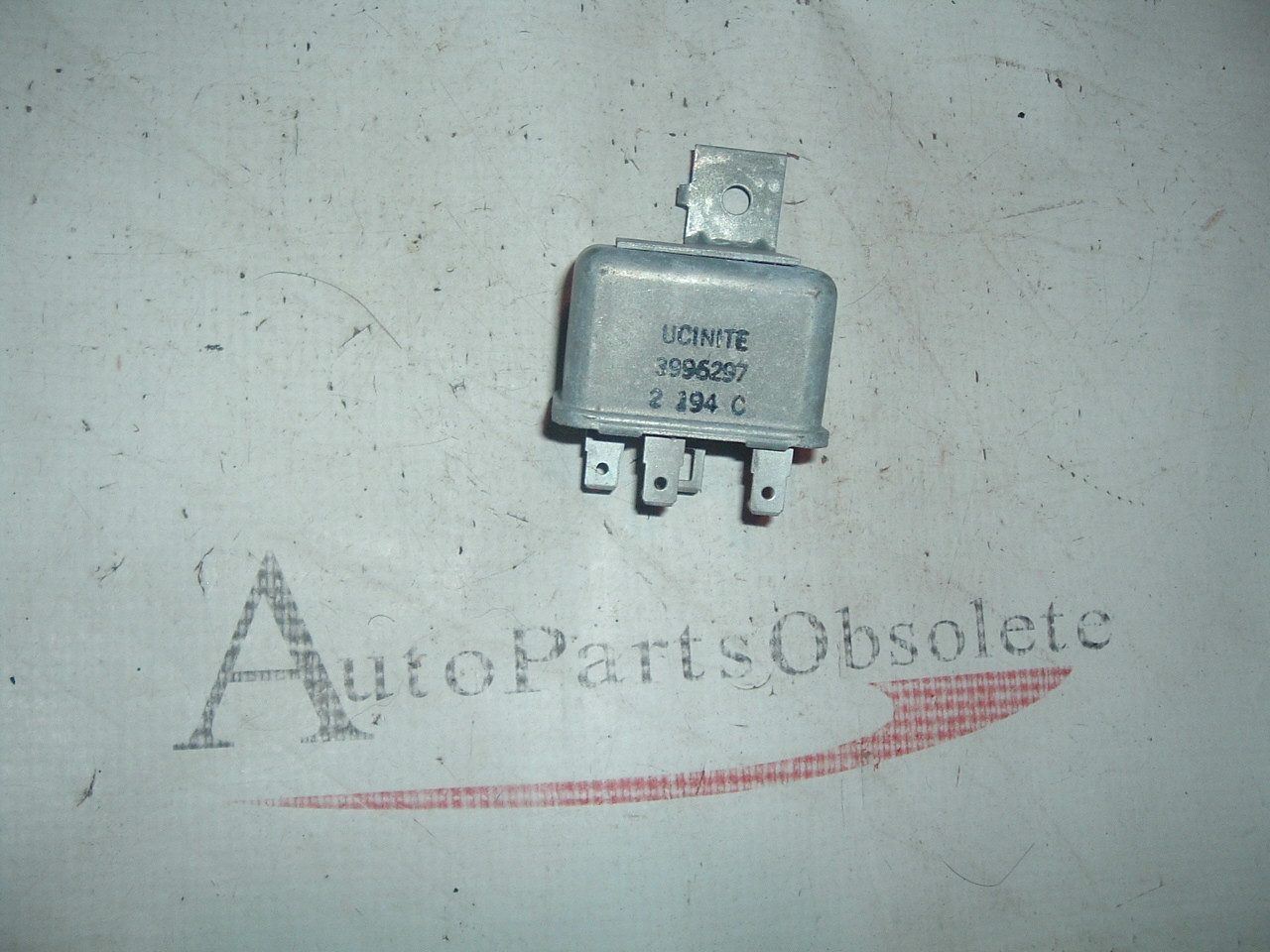 1972 73 Corvette camaro chevelle anti diesel relay nos 3996297 (z 3996297)