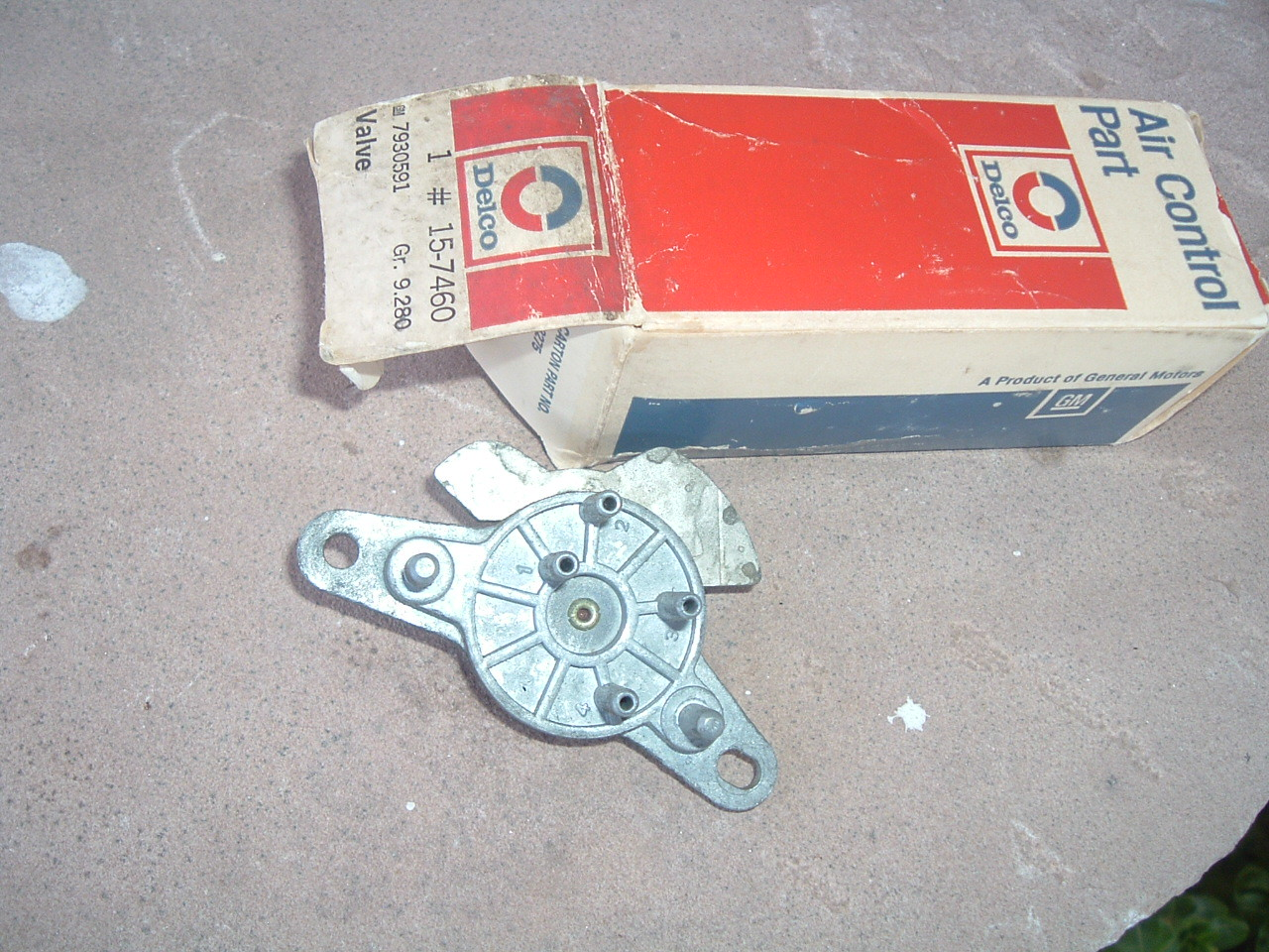 View Product1971 72 73 74 75 chevrolet buick pontiac air conditioning vacuum switch nos gm 7930591 (z 7930591)