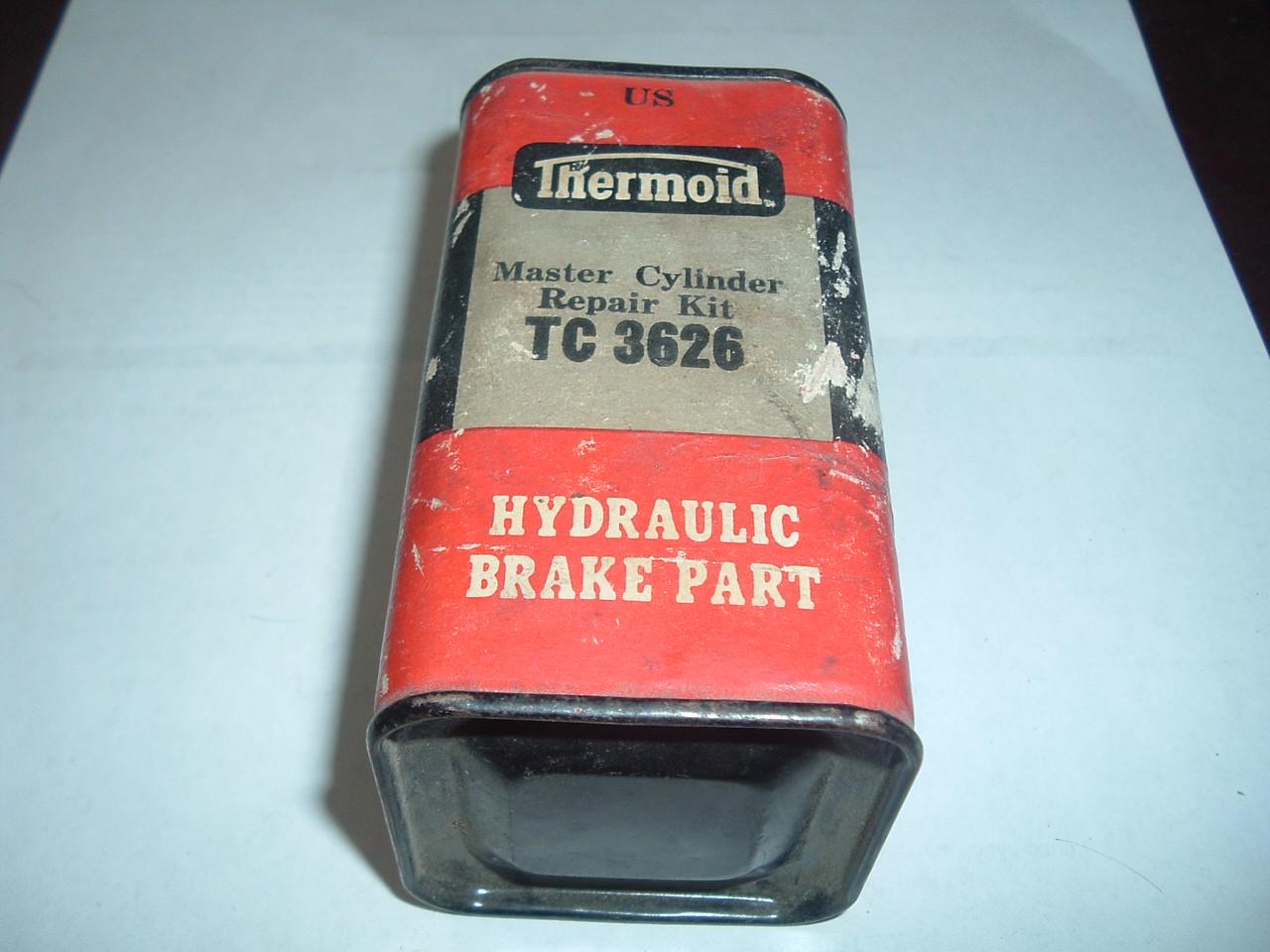 1950 51 52 53 54 55 buick master brake cylinder rebuild kit TC-3626 (z tc3626)