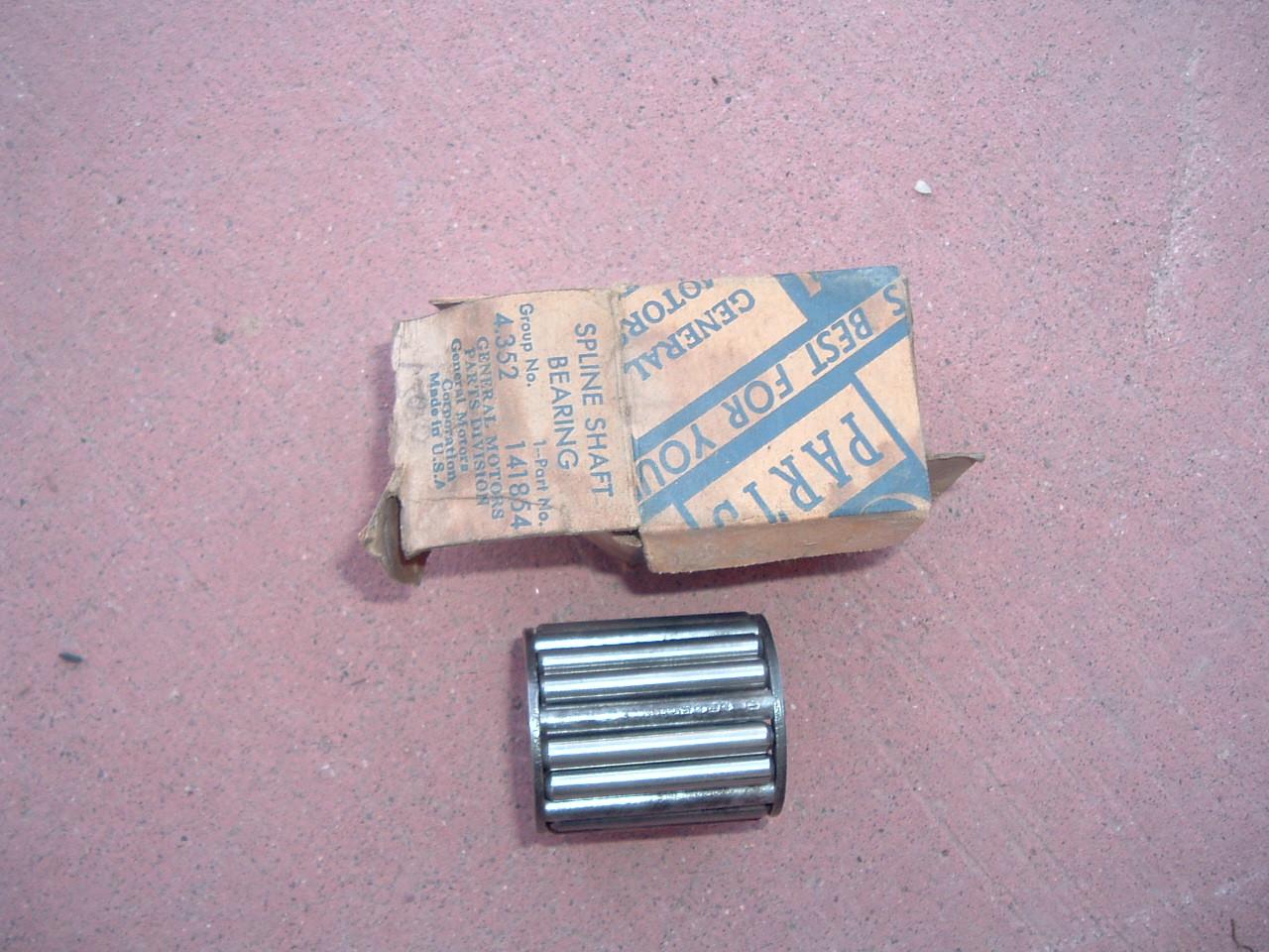 1931 33 35 37 38 40 42 chevrolet truck transmission pilot bearing nos gm 141854 (z 141854)