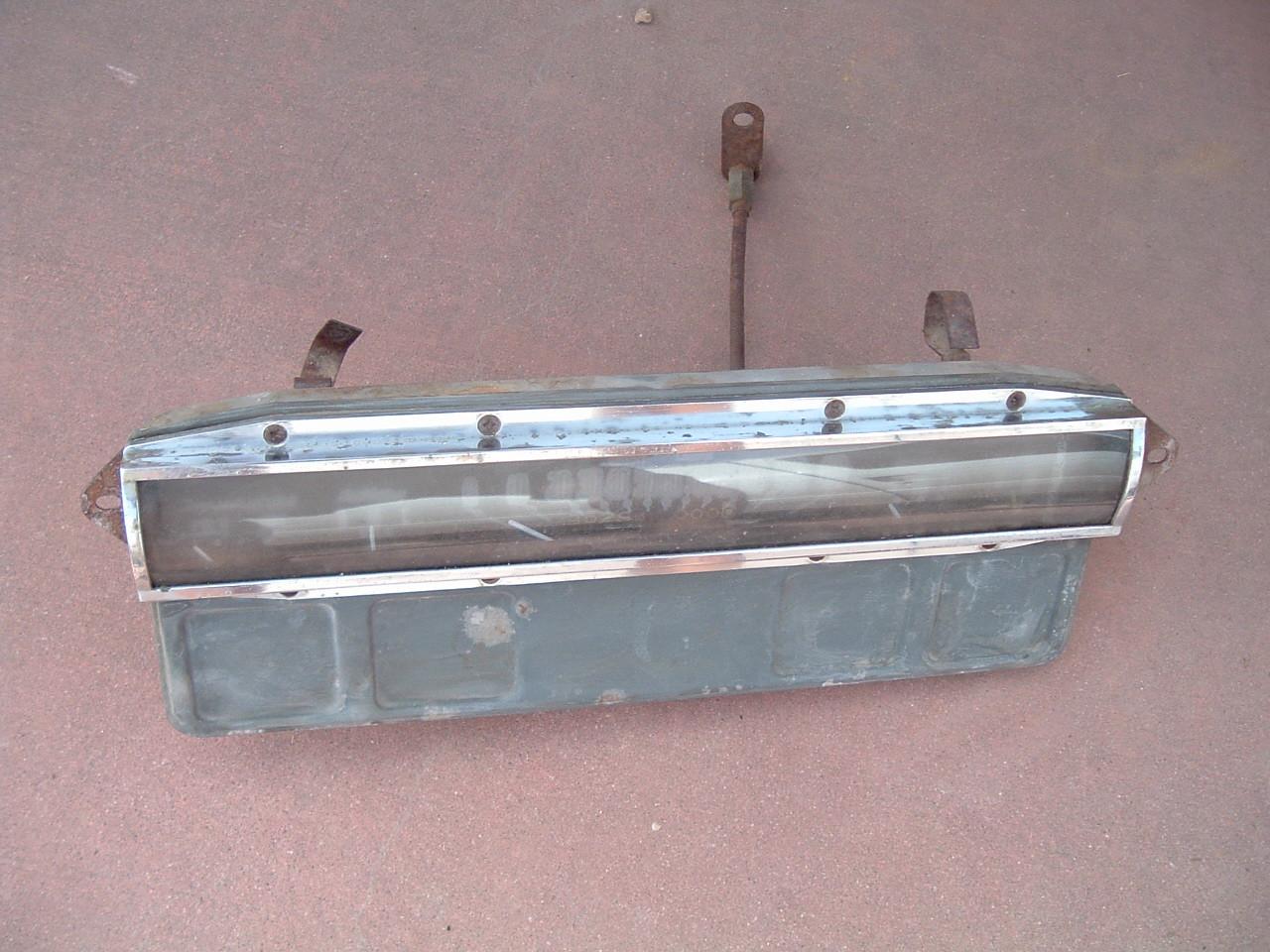 1939 cadillac speedometer and gauge cluster original used (1) (z 39cadcluster)