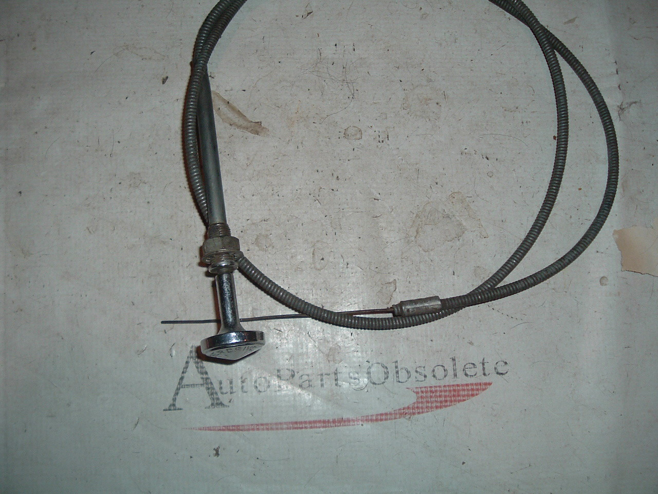 View Product1950s Ford Chevrolet Dodge Plymouth Chrysler overdrive pull cable new (z overdrivecable)