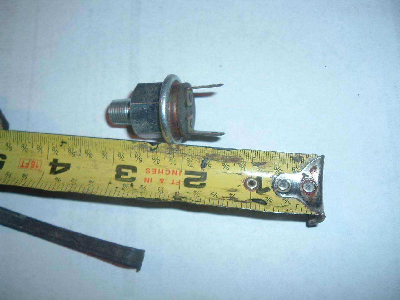 1957 58 59 dodge plymouth desoto chrysler neutral safety switch part # 1770993 (z nsw2)