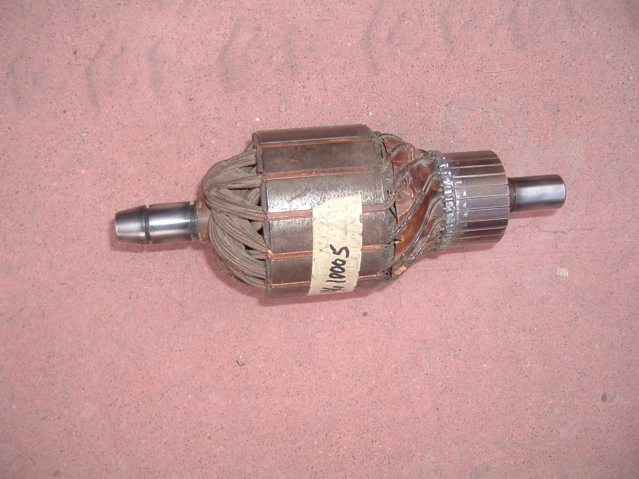1933 34 35 36 36 ford generator armature # 46-10005 (z 4610005)