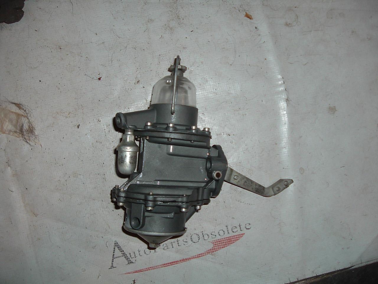 1949 50 51 52 53 54 oldsmobile dual action fuel pump rebuilt # 9294 (z 9294)