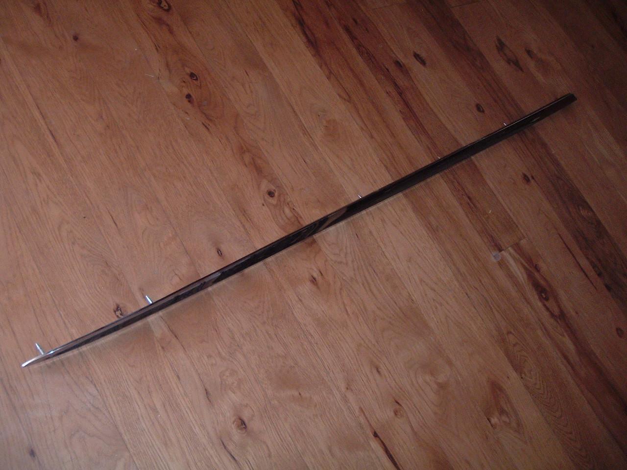 1962 plymouth fury front fender molding nos mopar 2421688 2276910 (z 2421688)