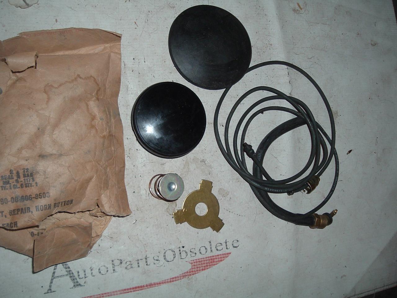 M-37 M-43 G-741 dodge truck military horn button repair kit new