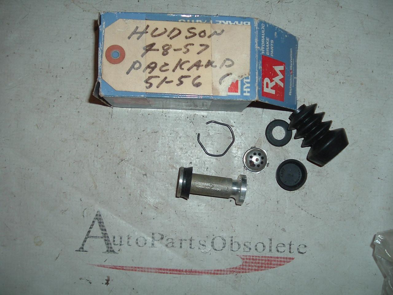 1948 49 50 51 52 53 54 55 56 57 hudson packard master brake cylinder rebuild kit (za mk138)