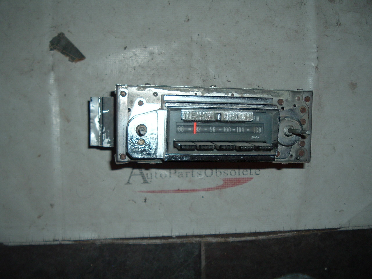 View Product1967 chevrolet impala caprice am/fm radio original used (z 67impalaam/fm)