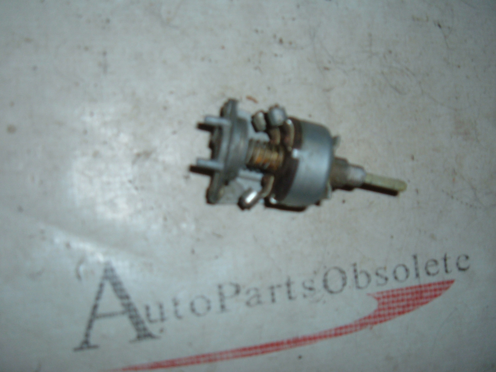 View Product1959 rambler rebel ambassador defroster air conditioning switch nos 3435646 (z 3435646)