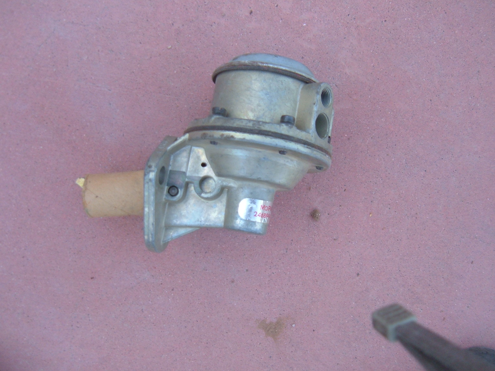 1961 62 63 64 65 66 67 Dodge plymouth fuel pump nos mopar 2468994 2525679 (z 2468994)