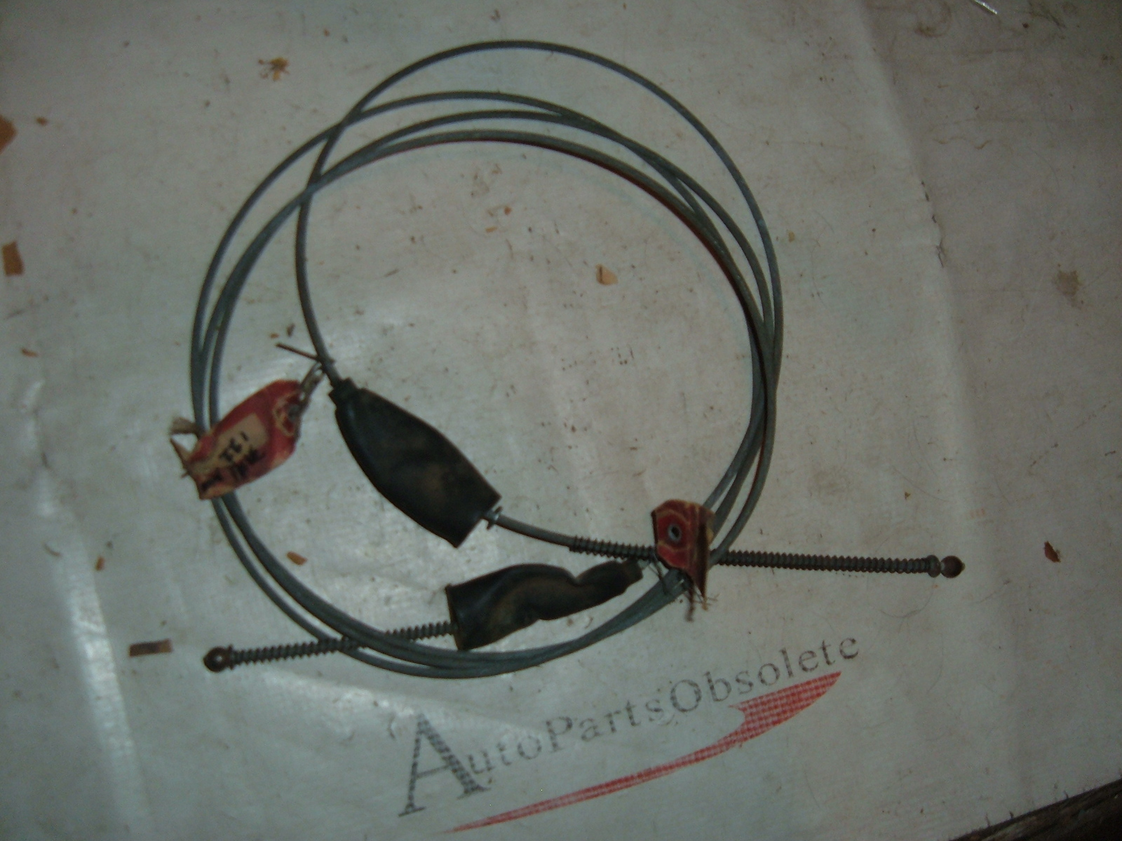 1939 40 41 ford emergency parking brake cable nos ford # 91A-2279 (z 91a2279)