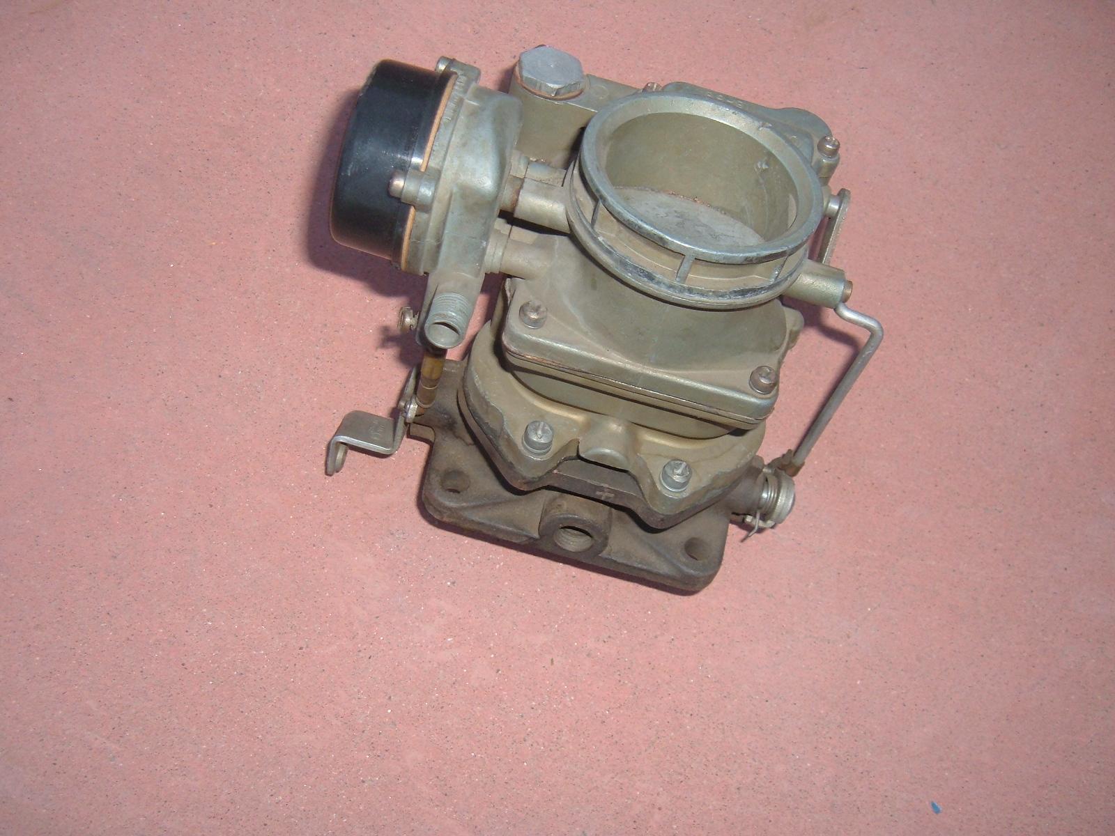 1951 52 53 oldsmobile rebuilt 2 barrel carburetor carter 851S