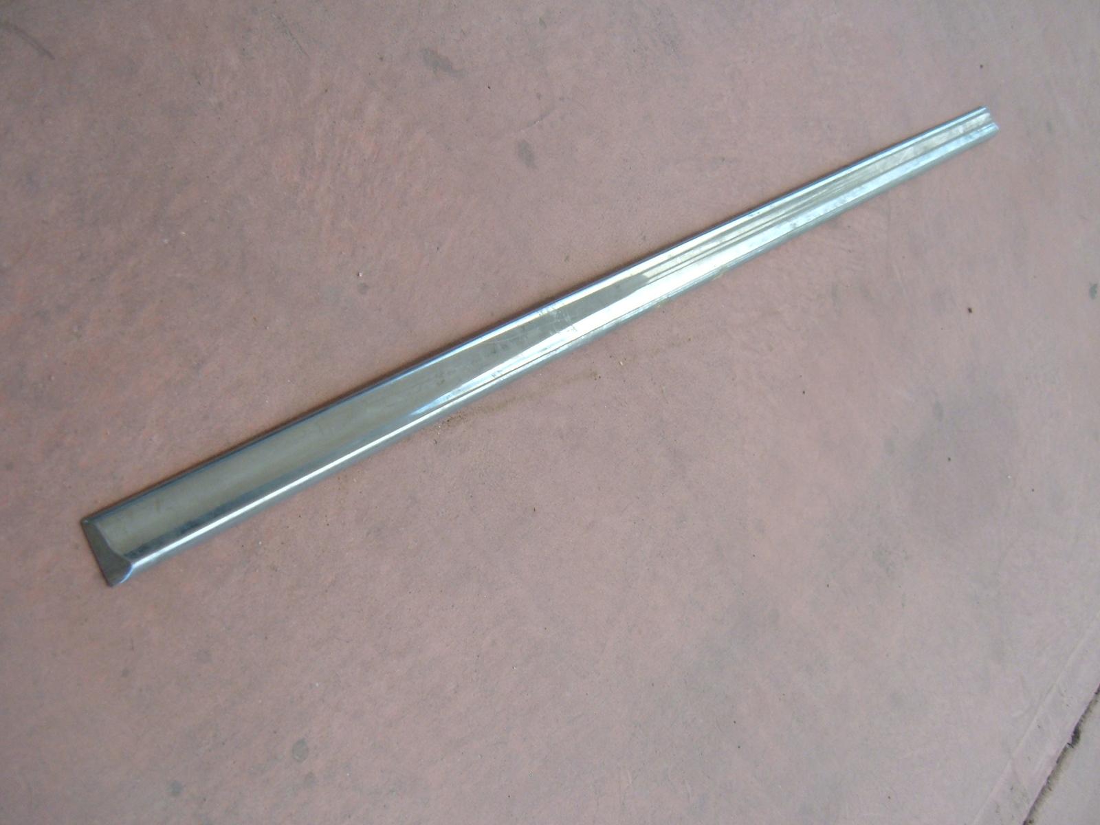1958 chevrolet biscayne door molding nos gm 3759479 (z 3759479)