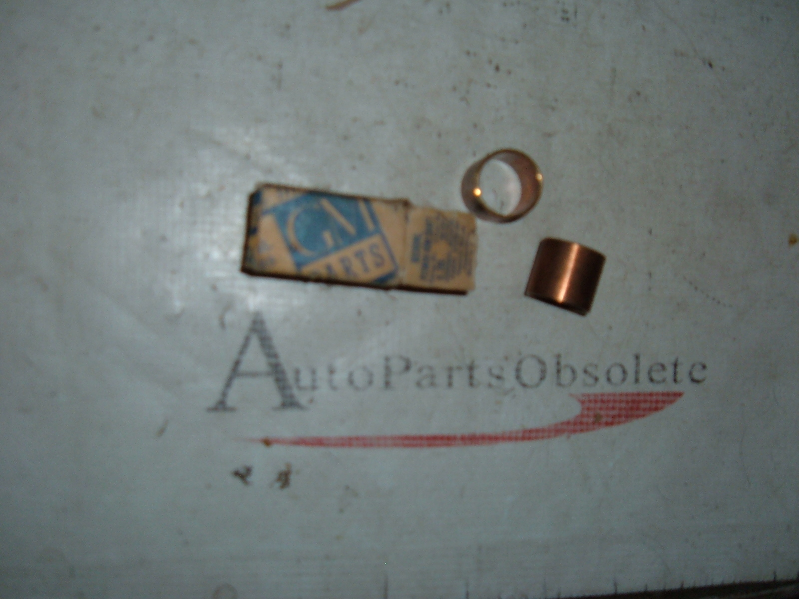 1933 34 35 chevrolet pitman arm bushings 2ct nos gm # 261307