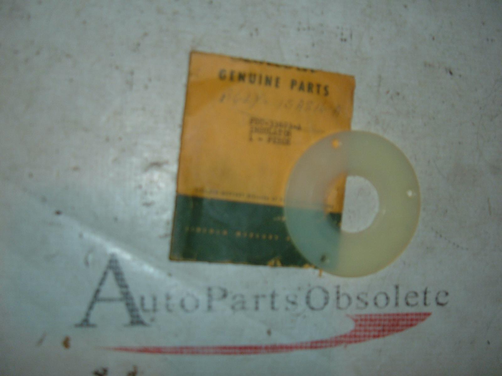 1956 57 lincoln horn insulator nos ford