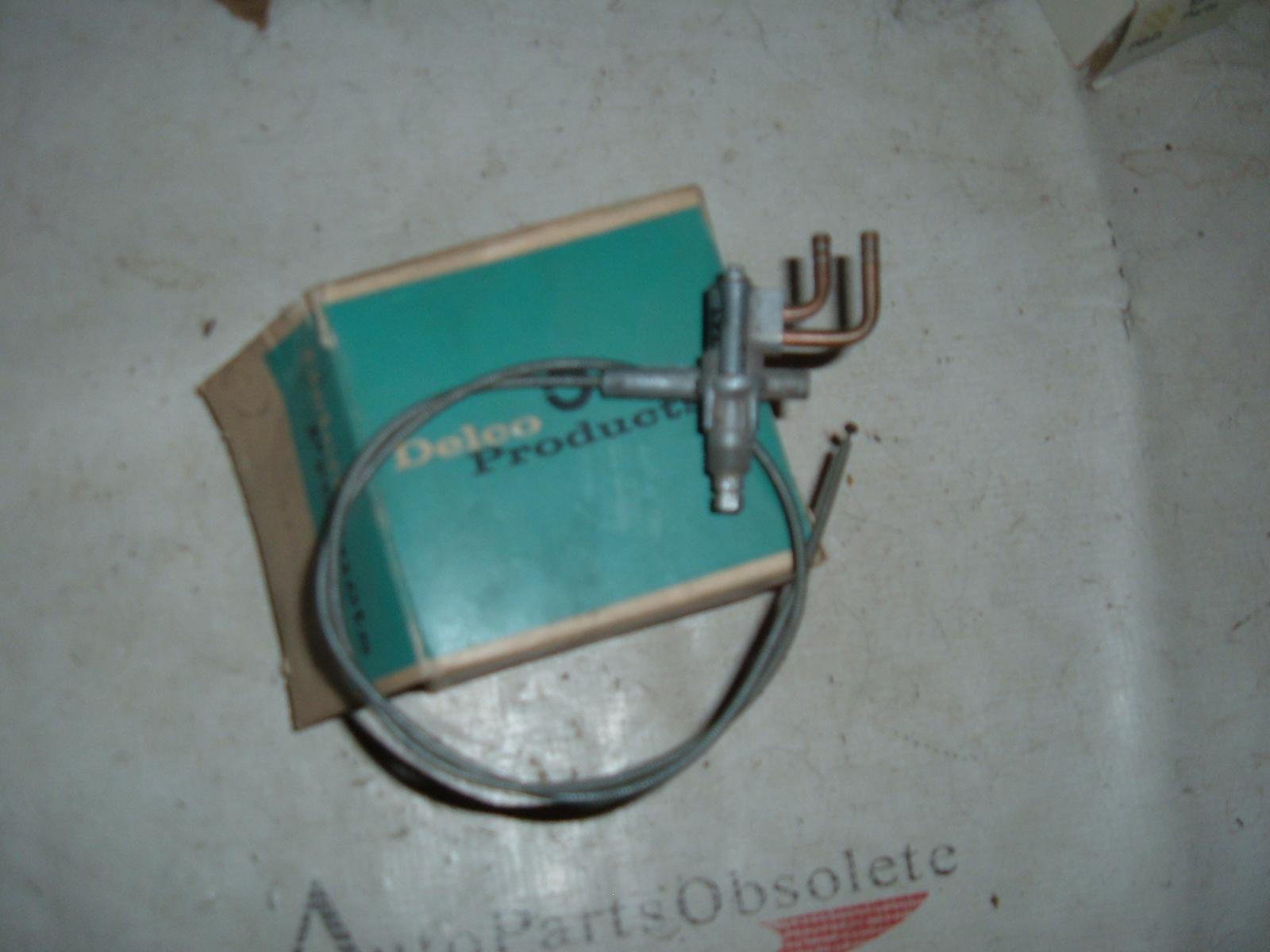 1955 chevrolet windshield wiper switch nos gm 4653454 (z 4653454)