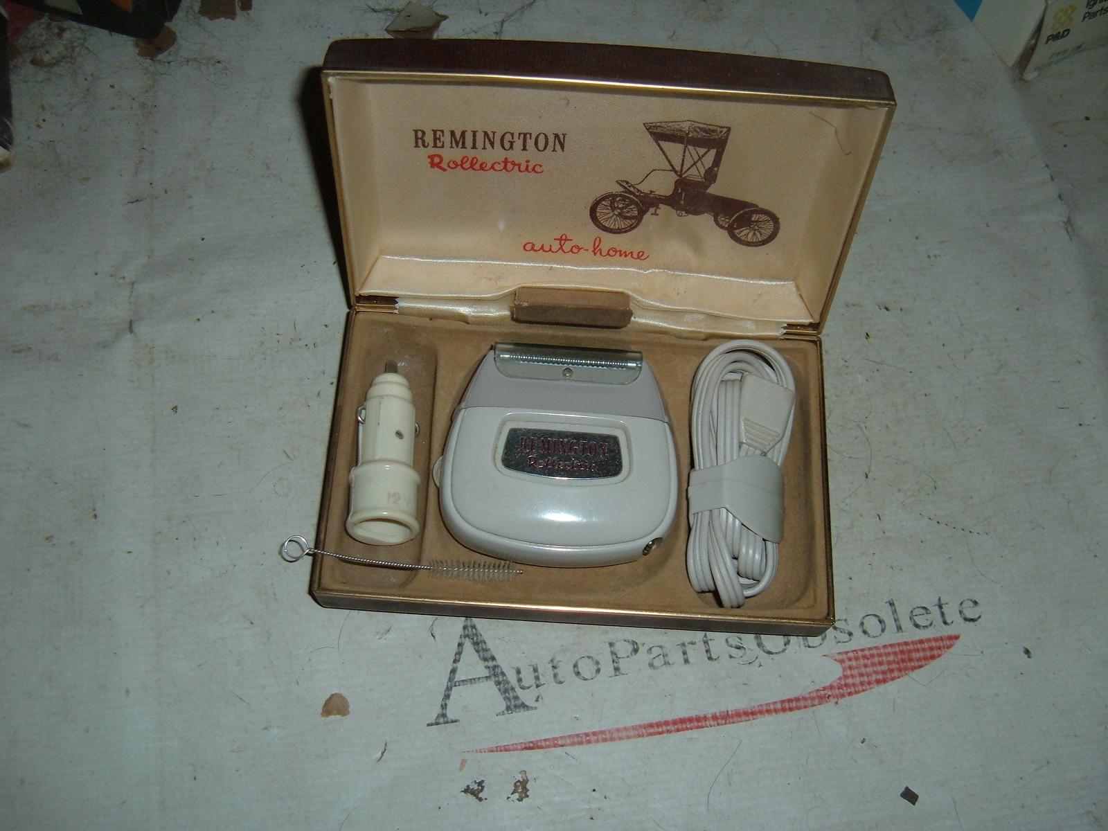 1955 era dodge chevrolet ford remington electric car shaver (z remington shaver)