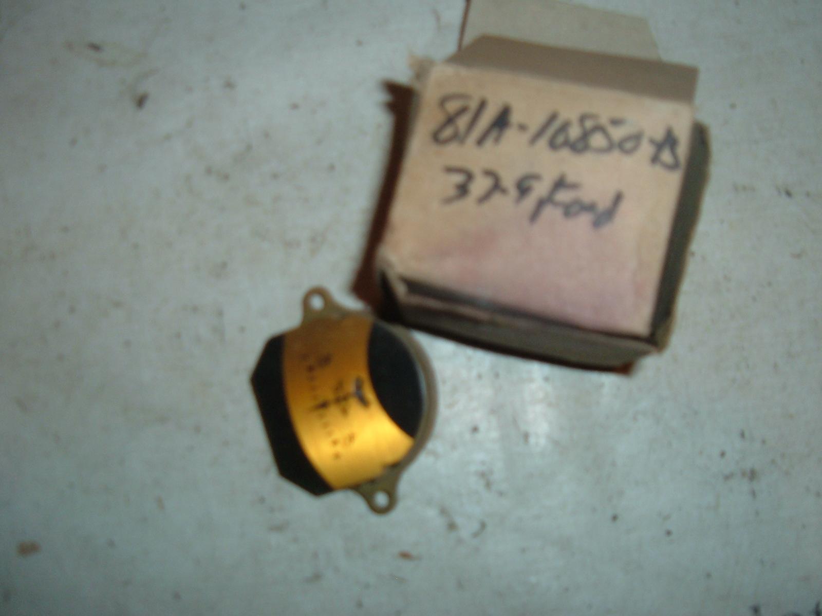 1937 38 39 ford ammeter gauge nos ford 81A-10850-B (z 81a10850b)