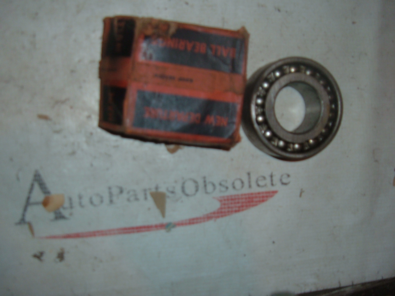 1933 34 35 36 37 38 39 40 chevrolet drive shaft propeller shaft bearing nos gm # 903207 (z 903207)
