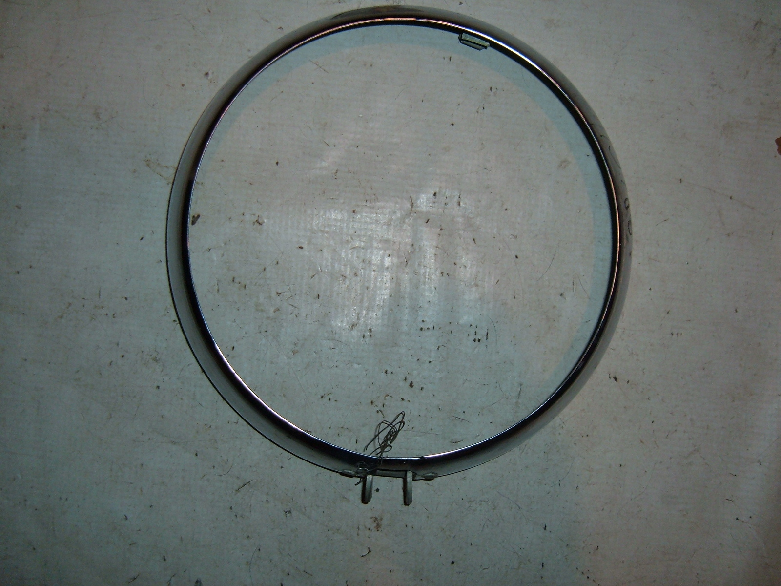 1934 1935 pontiac buick oldsmobile headlight bezel nos gm 915966