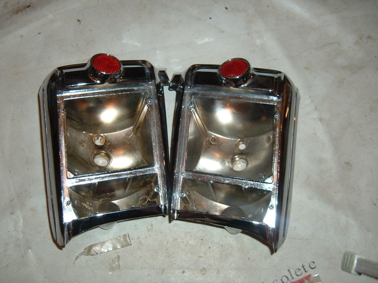 View Product1962 rambler ambassador taillight bezels nos amc 3203607/06 (z 3203607/06)