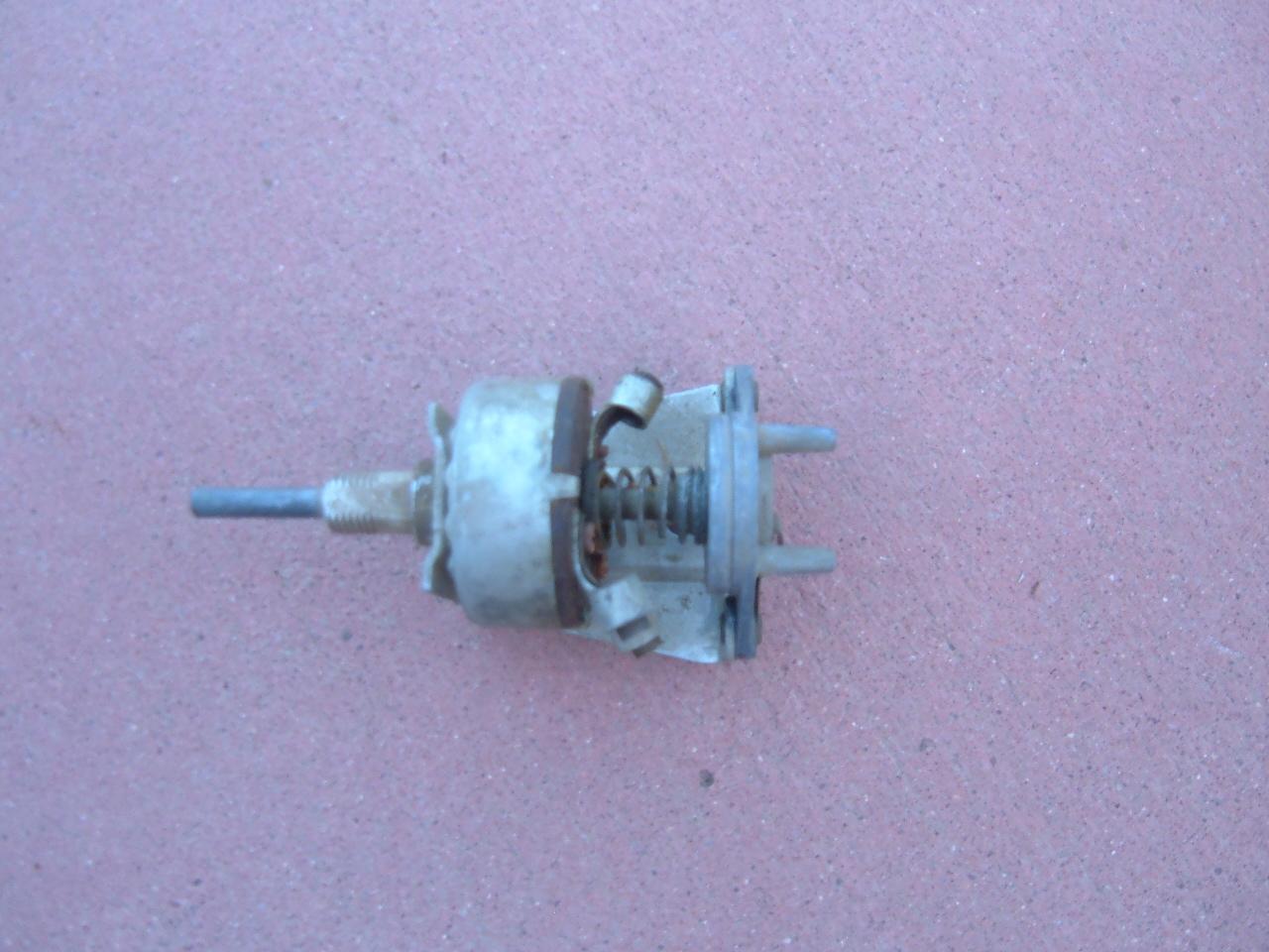 1961 62 63 rambler american heater blower switch nos rambler 3448499 (z 3448499)