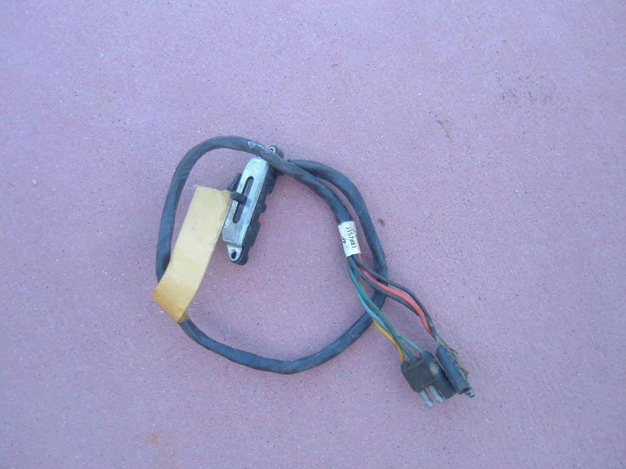 View Product1959 rambler turn signal switch nos rambler # 3157881 (z 3157881)