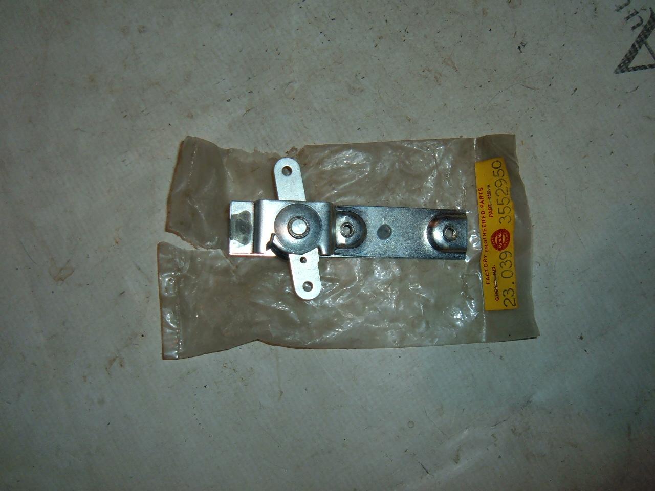 View Product1966 rambler classic ambassador tailgate lock wagon nos # 3552950 (z 3552950)