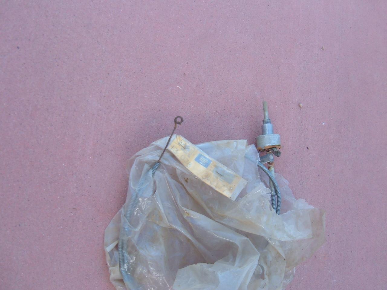 View Product1960 rambler american heater blower switch nos rambler 3431772 (z 3431772)