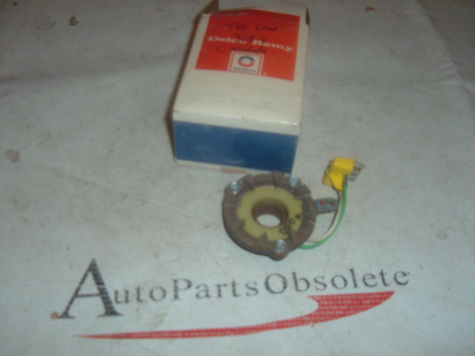 1975 76 77 pontiac air conditioning switch nos gm 9346460 (z 9346460)