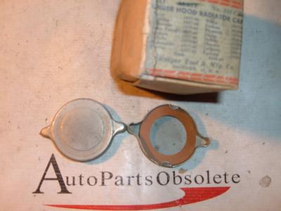 1937 39 41 46 cadillac chevrolet pontiac buick packard radiator cap 0 pound new (z rc3)