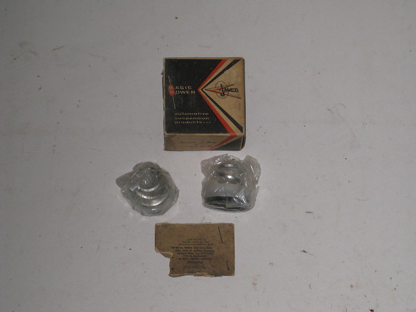 1964 1965 Ford Mustang Falcon Mercury Comet new tie tod end bushings #jt504