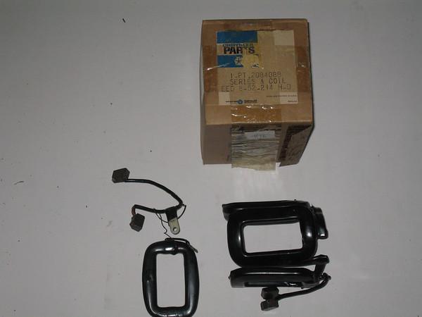 1959 thru 1971 Mopar NOS starter motor field shundt & seriies coil pkg # 2084088 (zd 2084088)