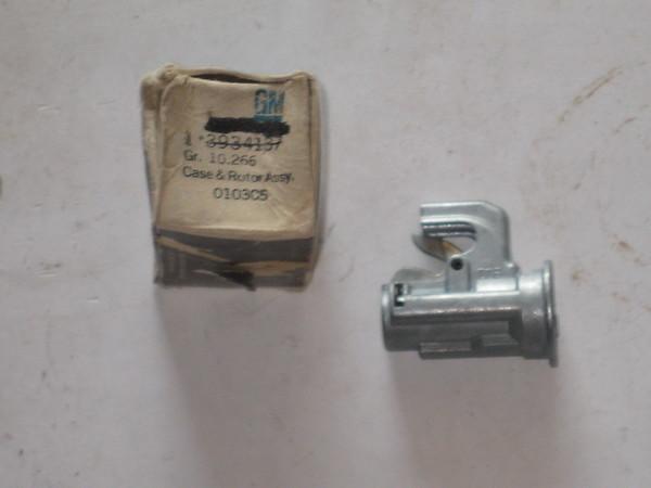 1968 thru 1975 Chevrolet NOS glove box door lock # 3934137 (zd 3934137)
