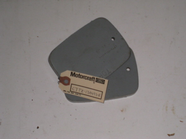 1967 Ford pick up NOS rear reflector mounting rubber pad set # c7tz-13a493-e