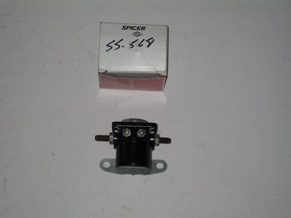 View Product1955 Dodge Plymouth new starter solenoid switch # ss568 (zd ss568)